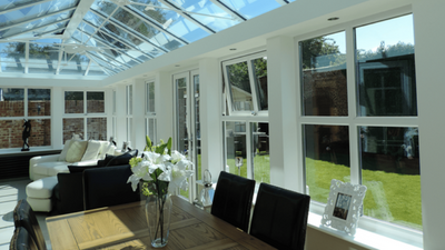 conservatory repairs St Austell Cornwall