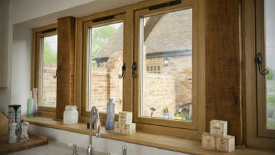 new windows wood alternative Cornwall