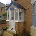 refurbish my old porch Cornwall